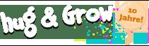 Logo Hug & Grow