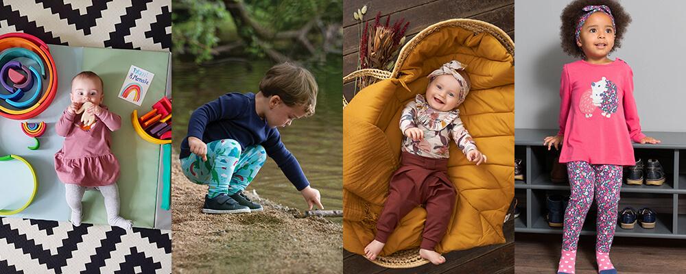 Bio Babykleidung Und Bio Kindermode Gunstig Kaufen