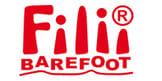 Filii Barefoot Logo